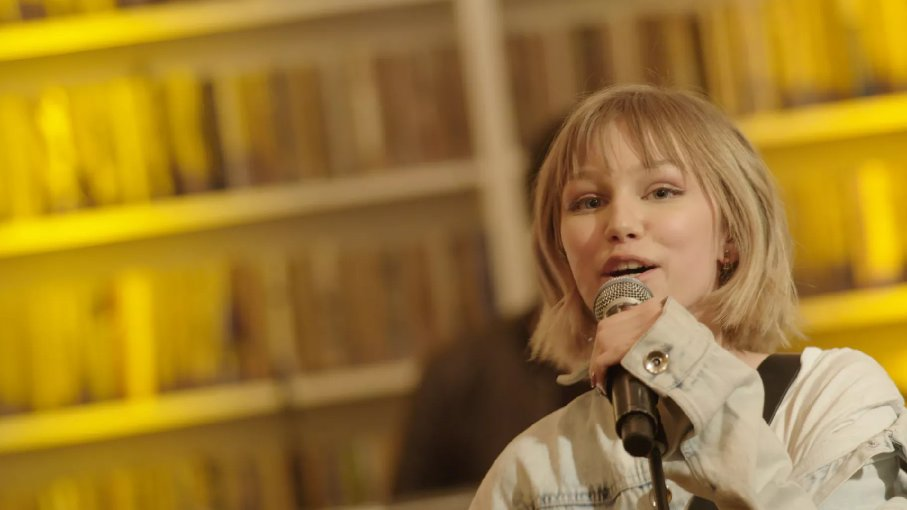 Grace VanderWaal faz performances no Honda Stage