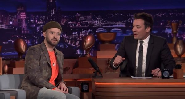 "Justin Timberlake apresenta ""Supplies"" e ""Say Something"" no Jimmy Fallon"