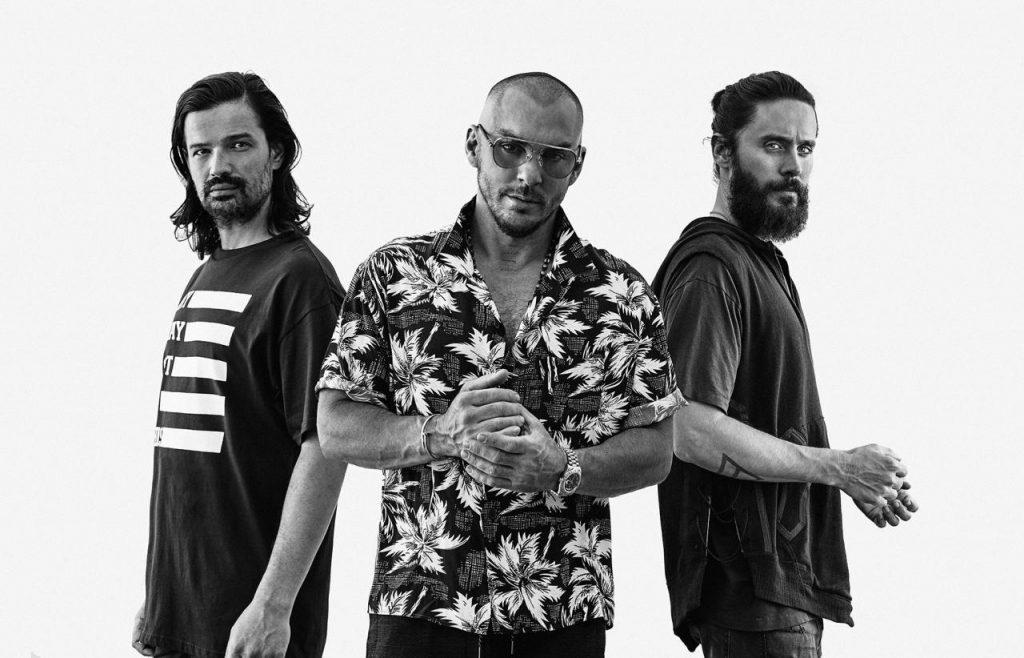 """30 Seconds To Mars lança novo álbum; ouça """"AMERICA"""""""