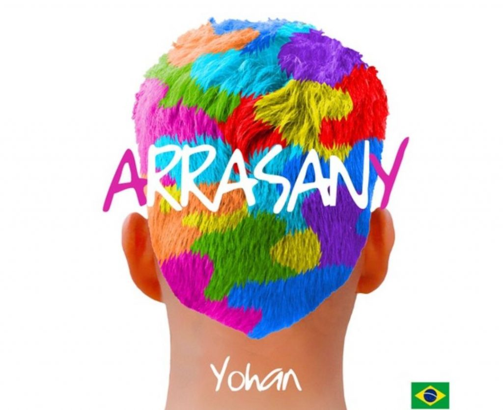 ARRASANY: capa oficial do novo single de Yohan