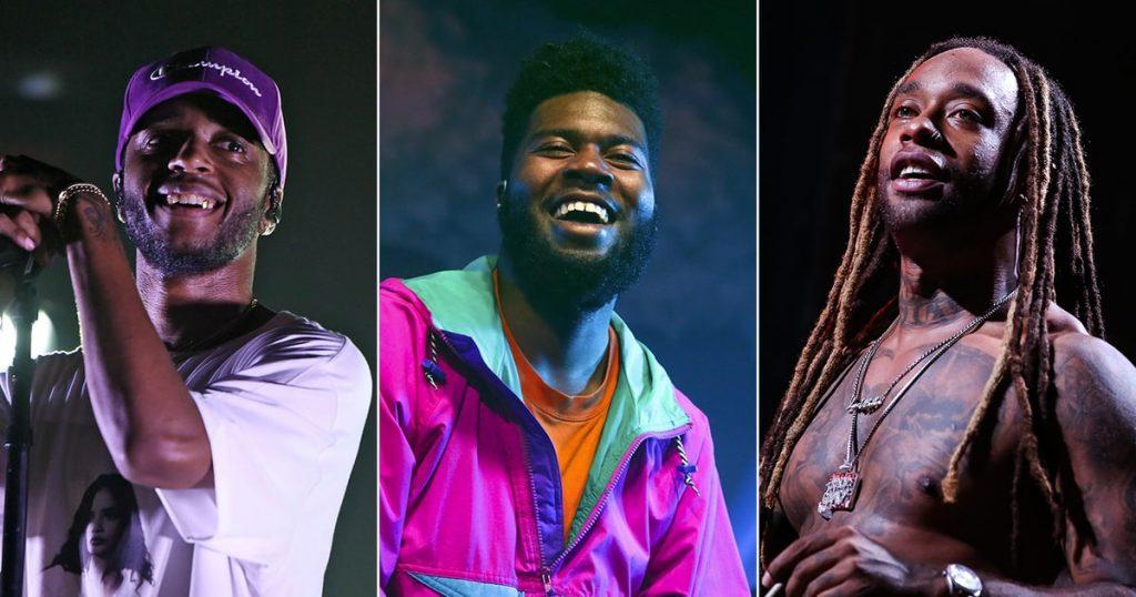 """Khalid traz R&B genérico em """"OTW"""", parceria com 6LACK e Ty Dolla $ign"""